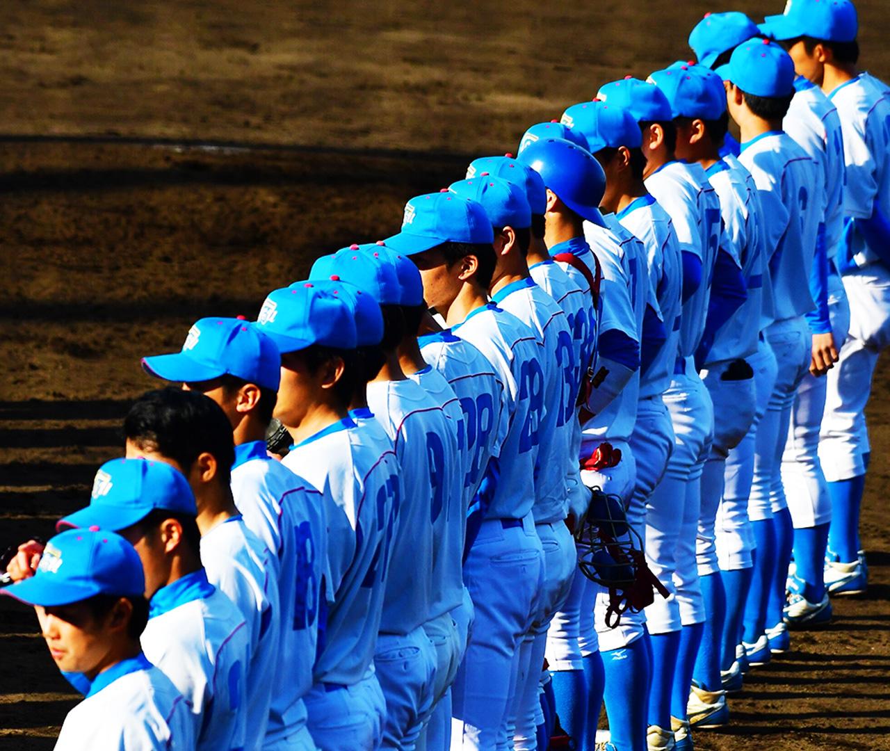青山学院大学 硬式野球部 写真3